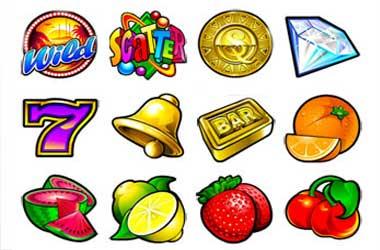 Slot Machine Reel Symbols